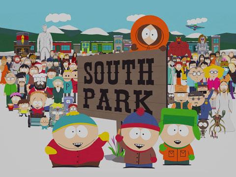 "Randy as ""Lorde"" Halloween Pumpkin Stencil - Blog   South Park Studios"