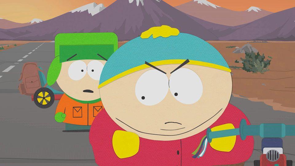 Cartman Midget Fight 99