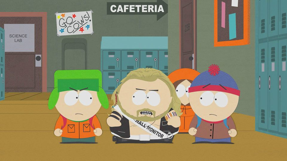 South Park Dog The Bounty Hunter Full Episode