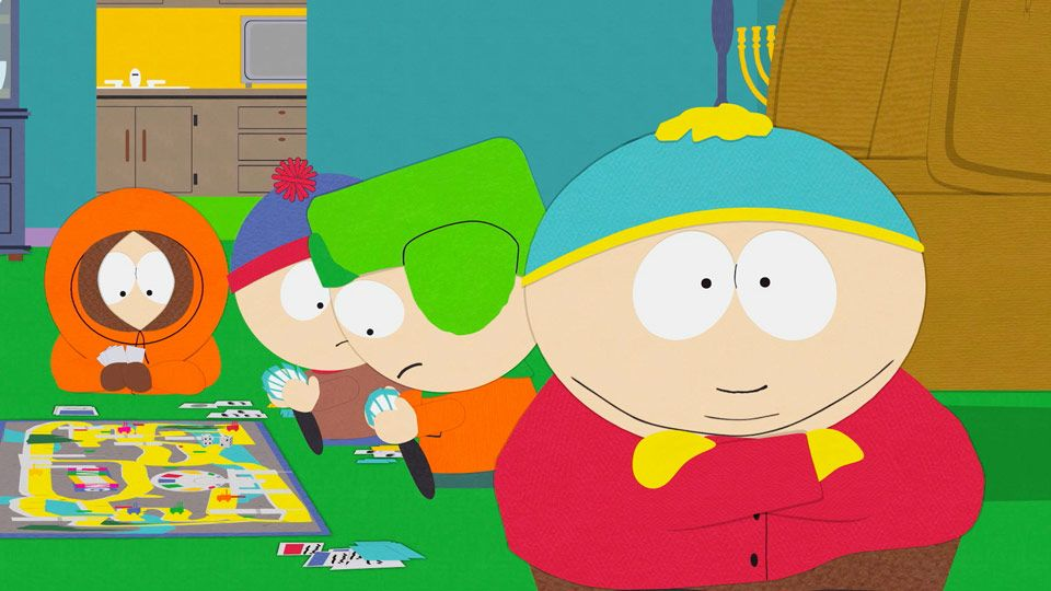 South Park Butters Gay Camp 116