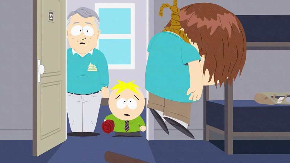 South Park Butters Gay Camp 29
