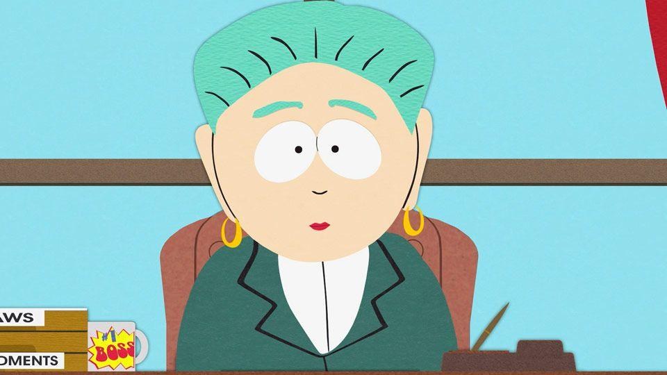 South Park Lesbian 47