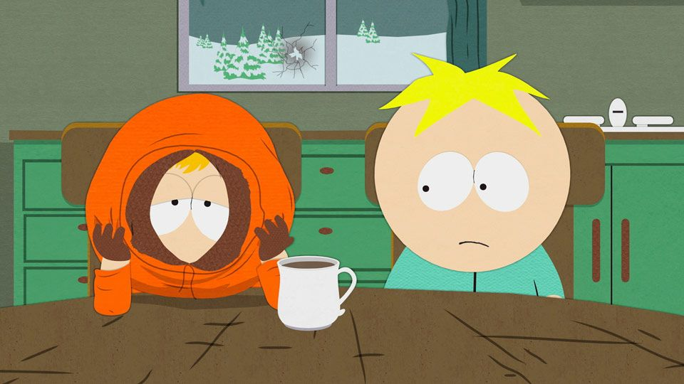 Kenny s Intervention - Video South Park Butters And Kenny