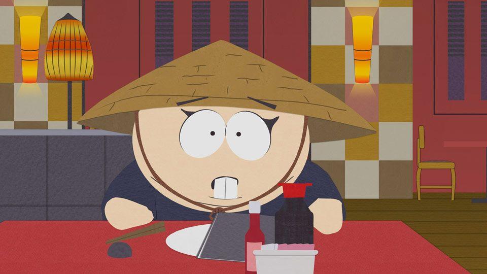 South Park Episode Japanese Restaurant