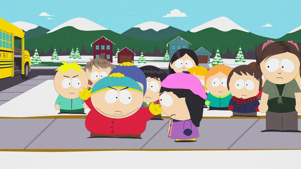 south park jimmy buys steroids