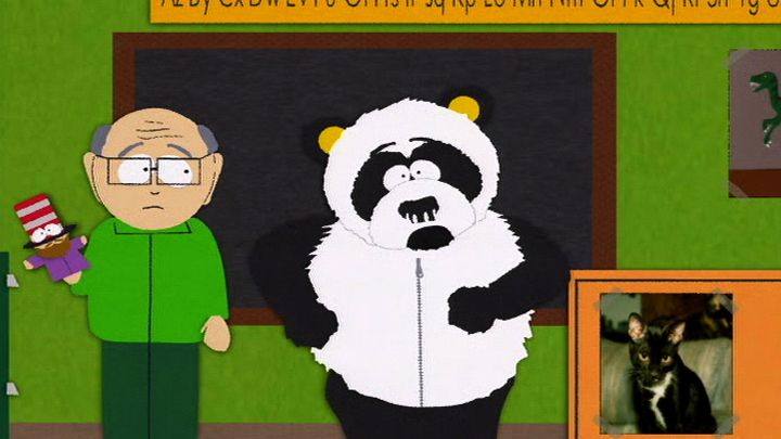 sexual harrassment panda - YouTube