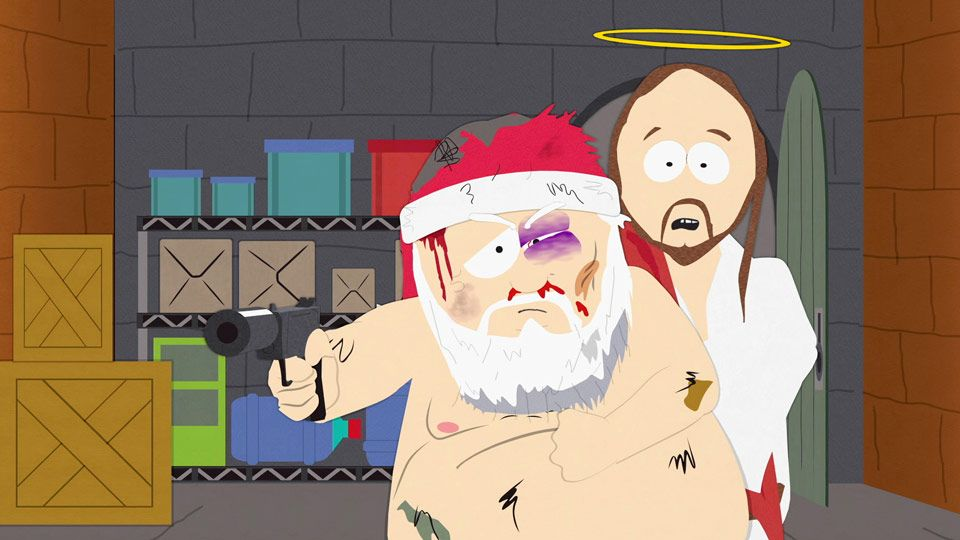 7 of South Park's Most Messed Up Christmas Moments | SMOSH