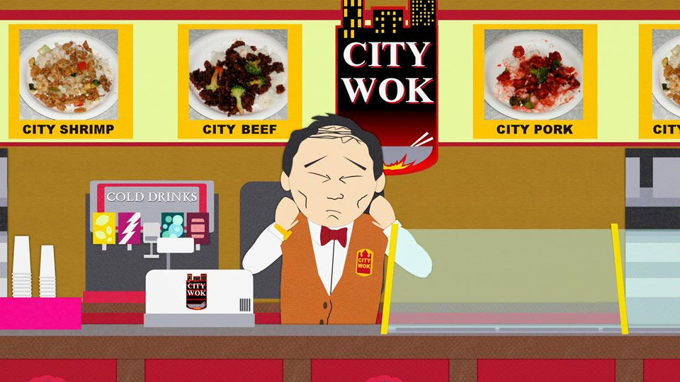 city wok south park