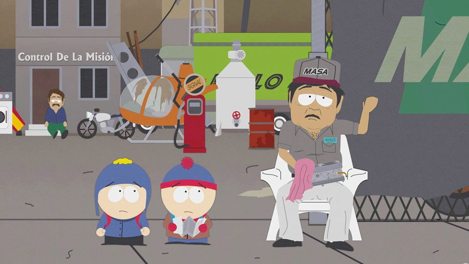 South Park Essay Mexicans Be Like Memes - image 5