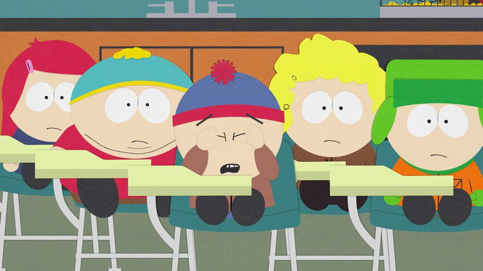 cartmans vater