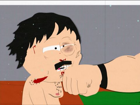 South Park: The Losing Edge: You're About To Be Bat-Dadded