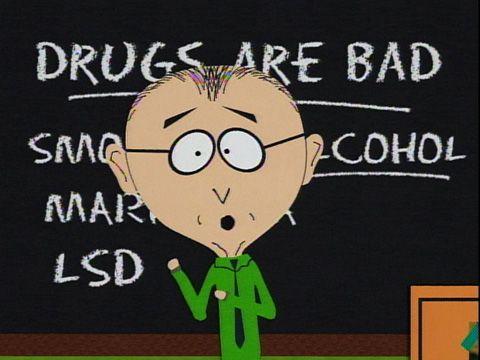 Наркотики вымирают?