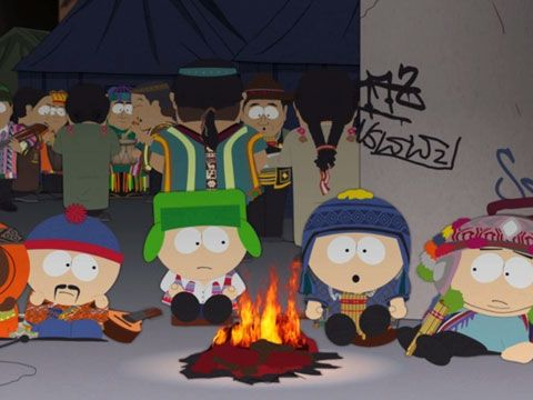 South Park: Pandemic: We Can't Go to Guantanamo Bay!