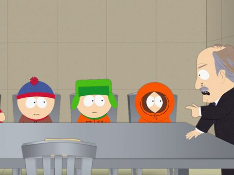 South Park - A History Channel Thanksgiving