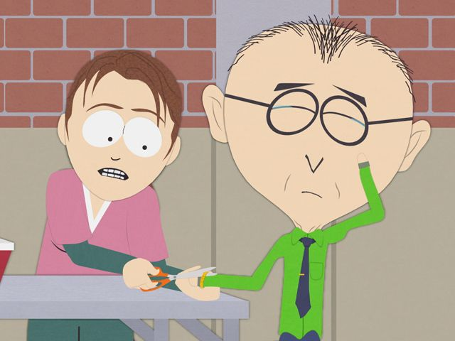 mr mackey sex