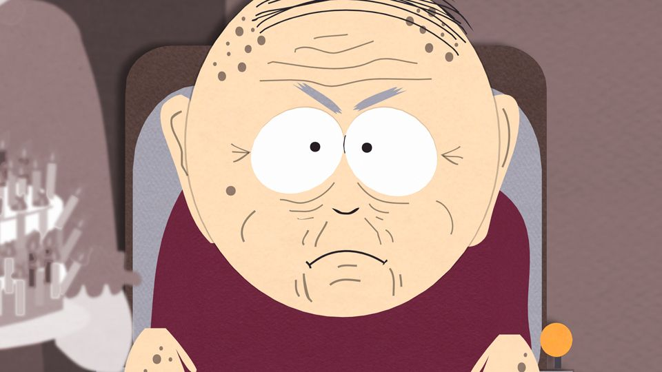 Remarkable, south park porn kyle s mom apologise, but