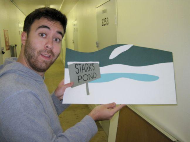 PA Steve Stark's Pond picture
