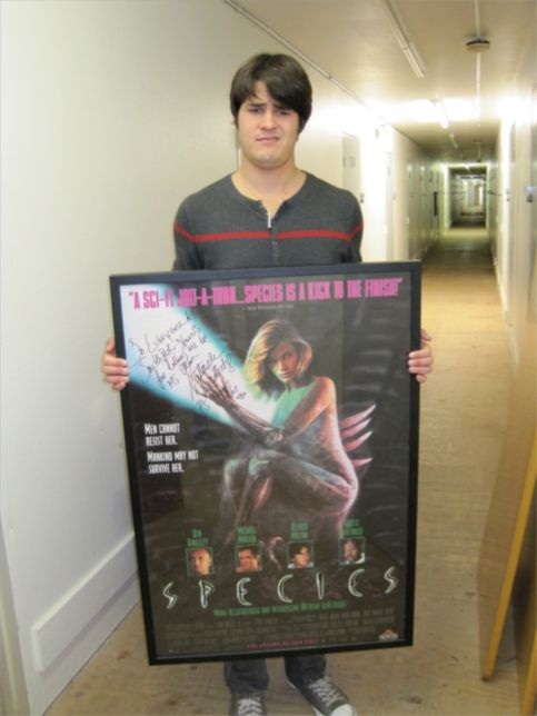 PA David Species Poster