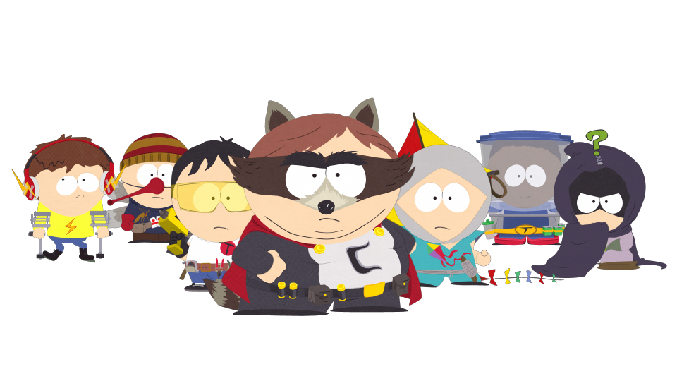 South Park: The Fractured but Whole - Official South Park Studios