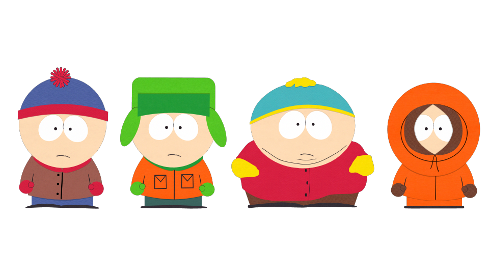 List of Characters - Official South Park Studios Wiki | South Park