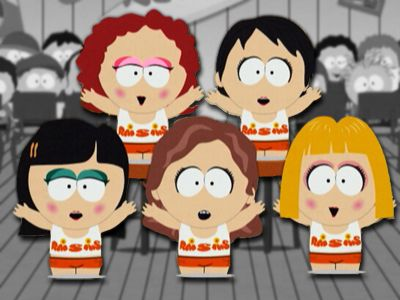 Find your favorite South Park characters and get links to Full Episodes,