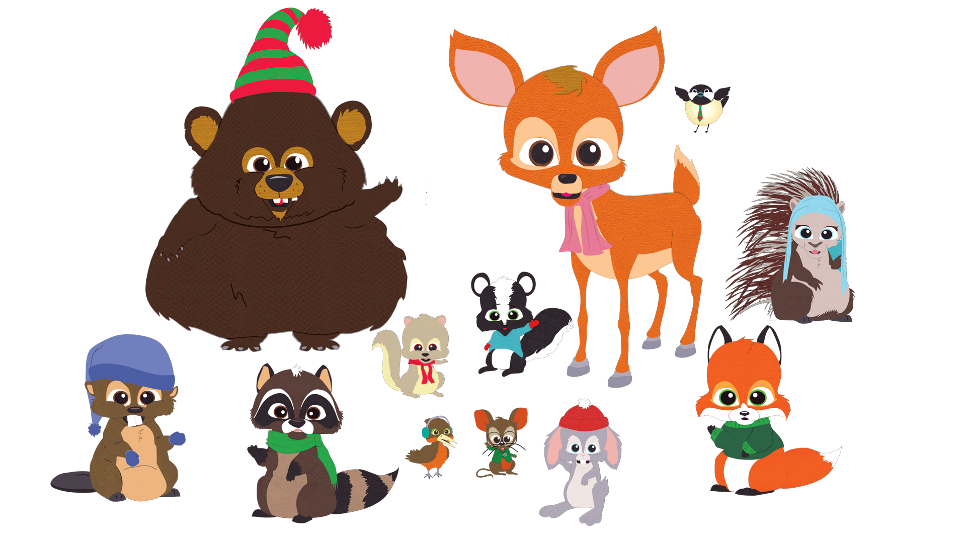 woodland critters das offizielle south park wiki south