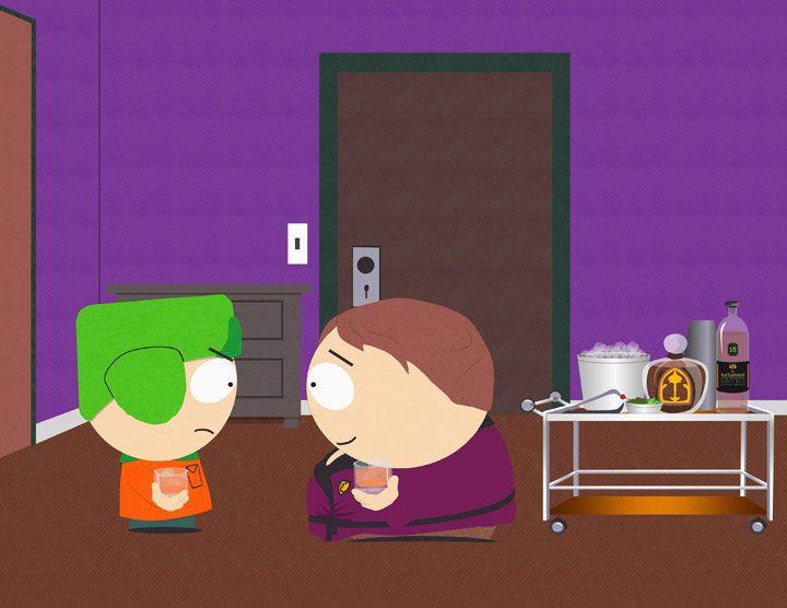 South Park Cartman Fights A Midget 18