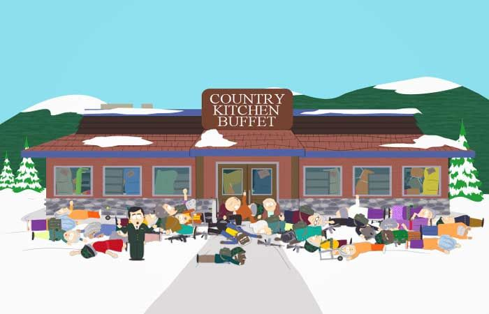 Tucker Residence South Park Archives Fandom Powered By Wikia