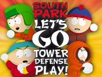 South Park: Let's Go Tower Defense Play