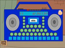 South Park: Cartman's Boombox