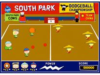 South Park: Dodge Ball