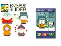 South Park: South Park Sliders