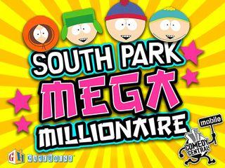 South Park: South Park Megamillionaire