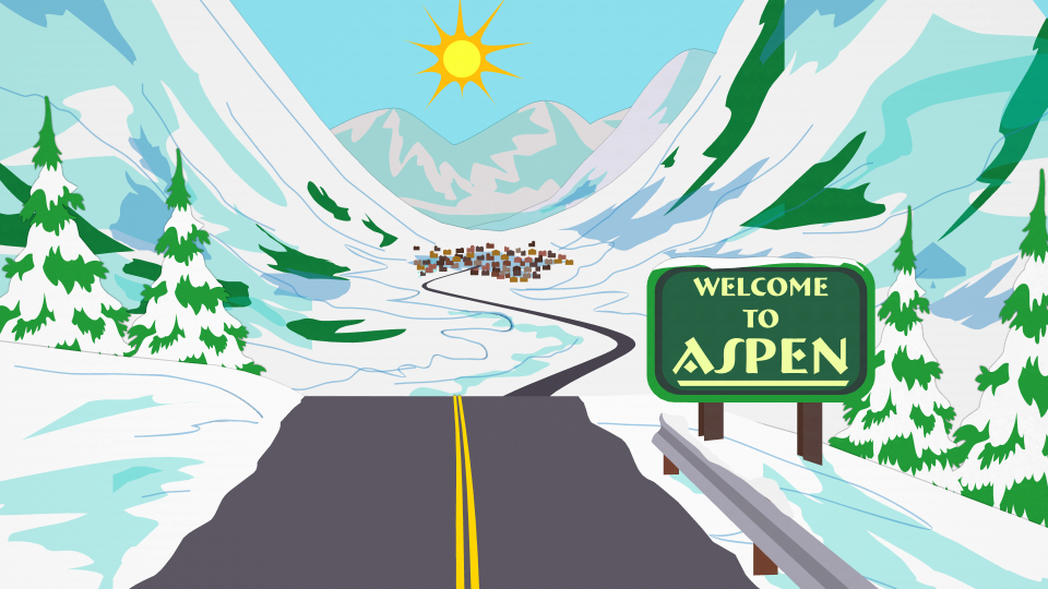 Asspen - Official South Park Studios Wiki | South Park Studios
