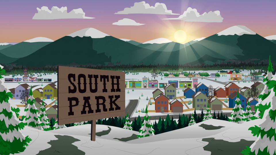 list of locations official south park studios wiki south park