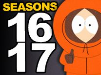 South Park: South Park Sezóna 16 a 17