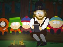 South Park: A History Channel Thanksgiving Press Release News