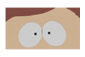 Cartman-hatless Face