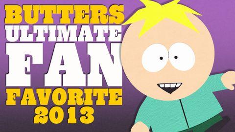 Butters Ultimate Fan Favorite 2013