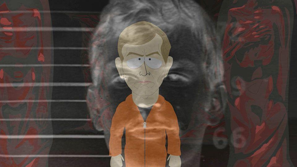 3 Serial Killers - Video Clip | South Park Studios