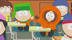 Nice Lady With The Handkerchief Test South Park Video Clip South Park Studios Us