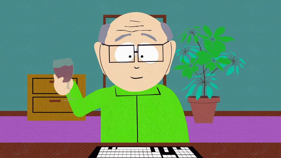 Mr garrison erotic novel