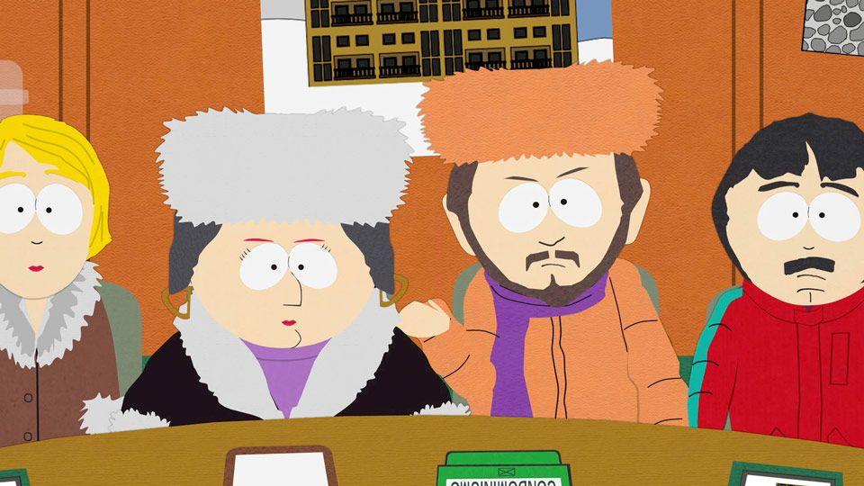 I've Got A Little Place In Aspen - Video Clip | South Park Studios