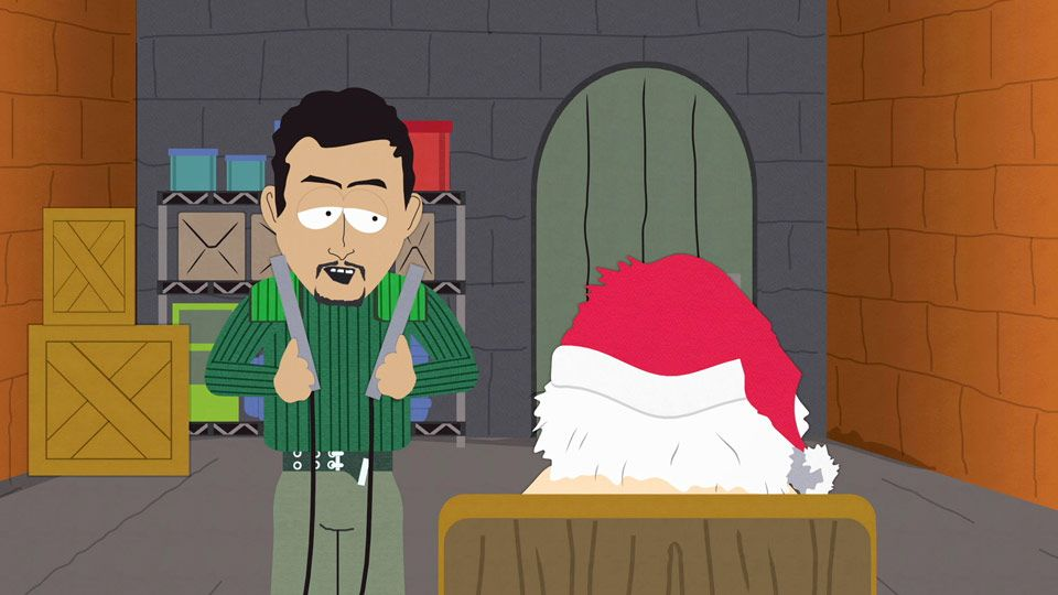 Nicht die Weihnachtseier kochen! - Video Clip | South Park ...