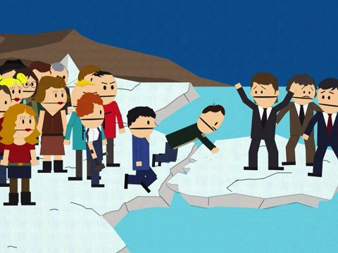 South Park Kanadier