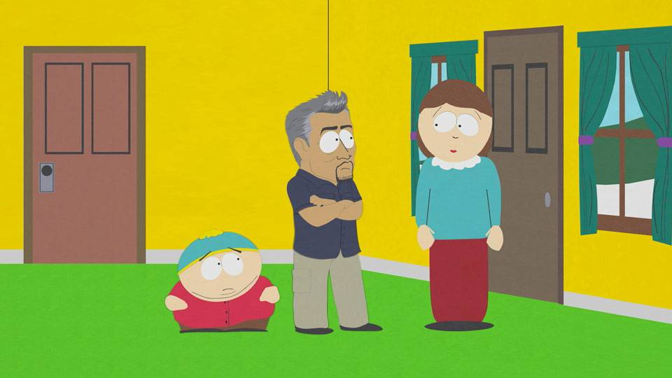 Cartman vs. The Dog Whisperer - South Park (Video Clip)