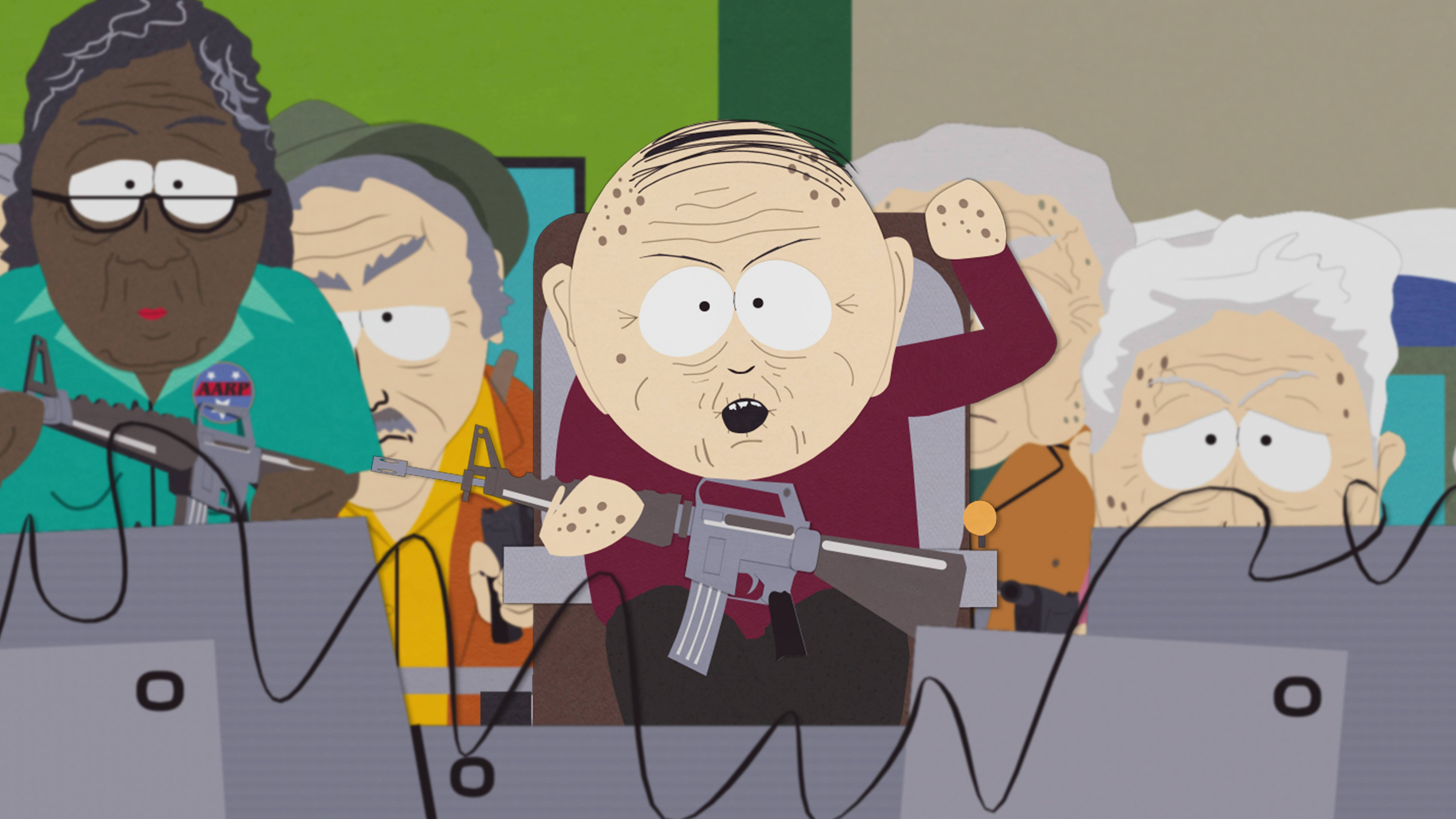 South Park - Staffel 7, Ep. 10 - Revolution der alten ...