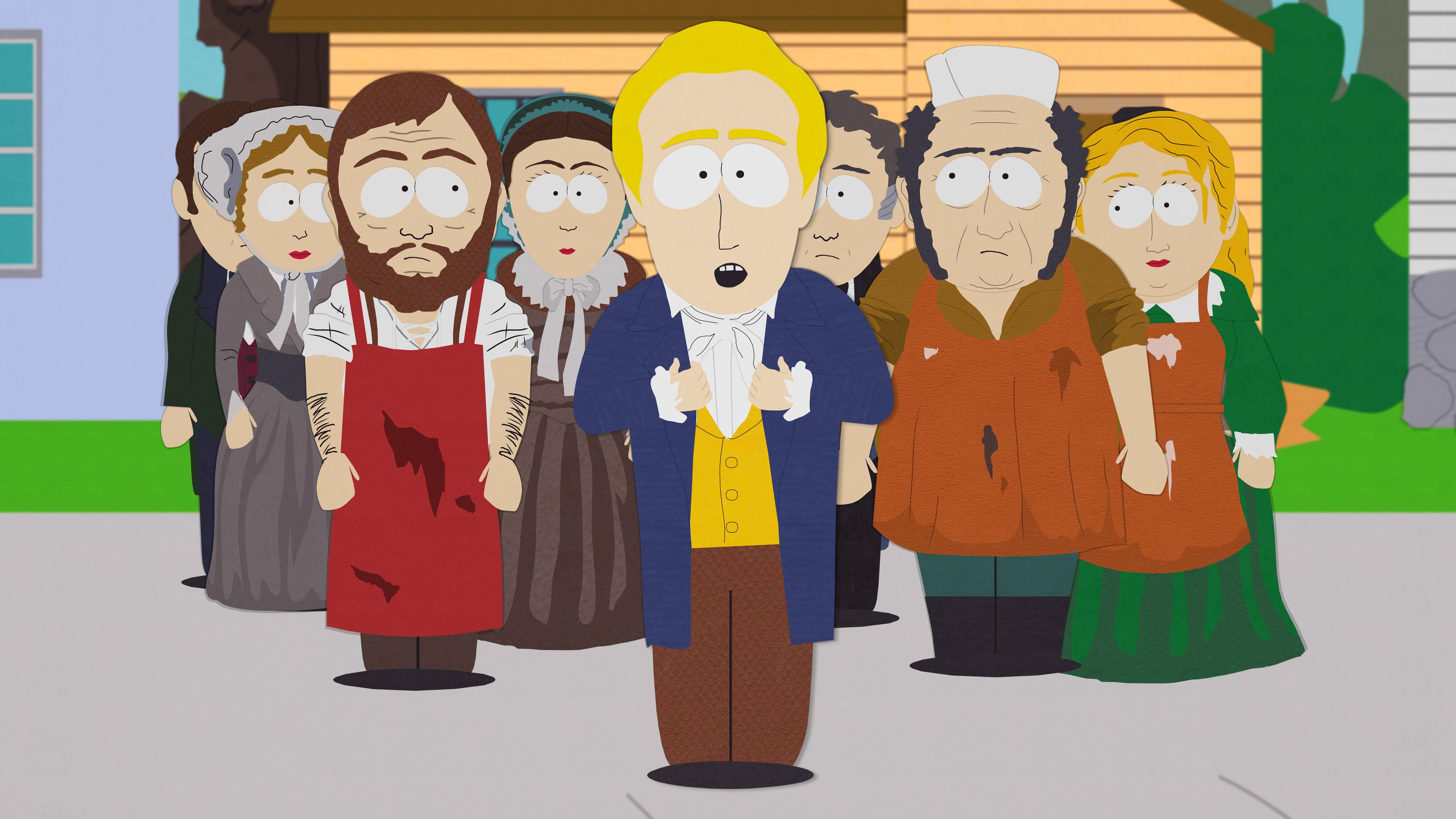 South Park Mormonen