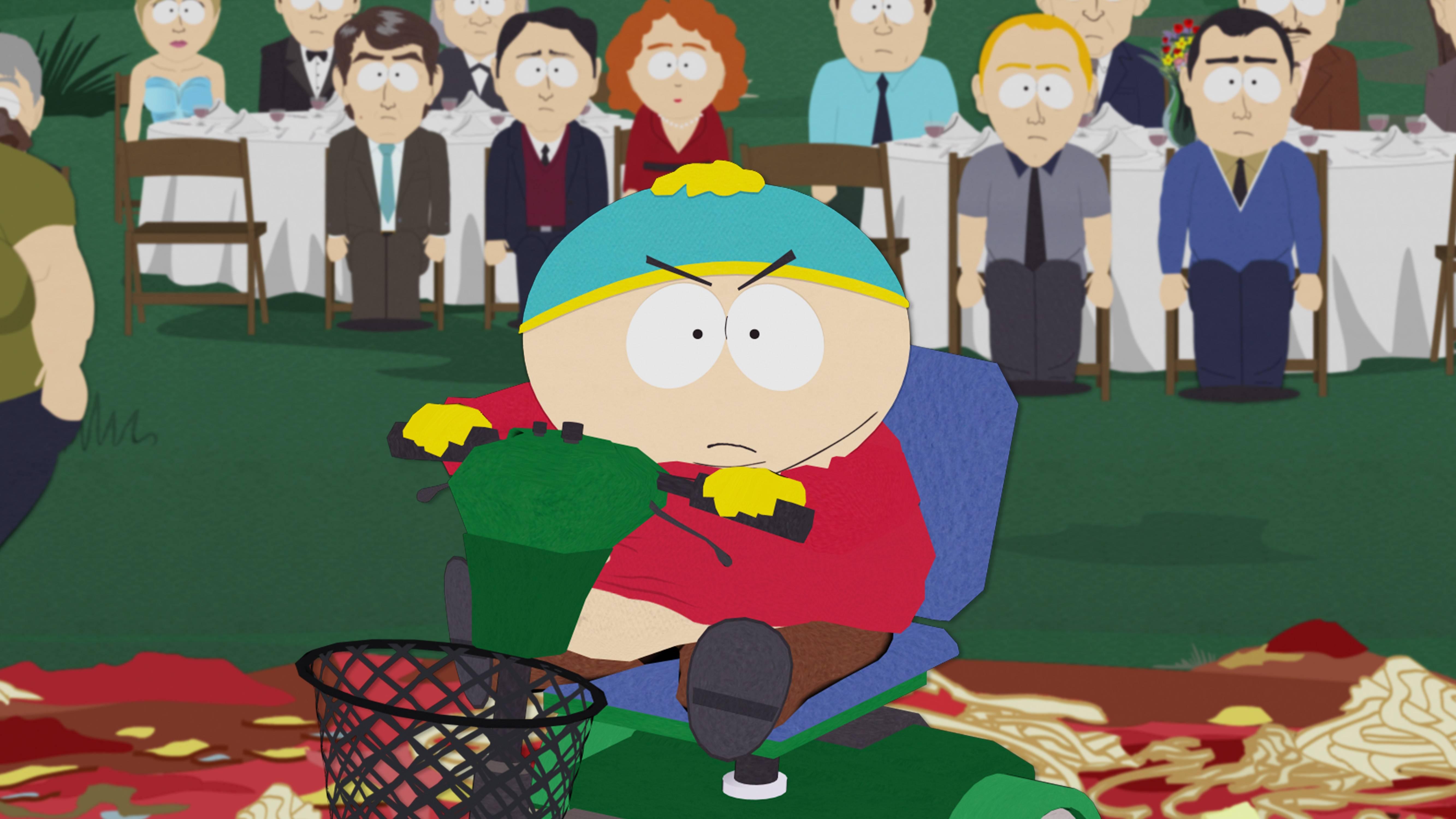 eric cartman pierde greutatea